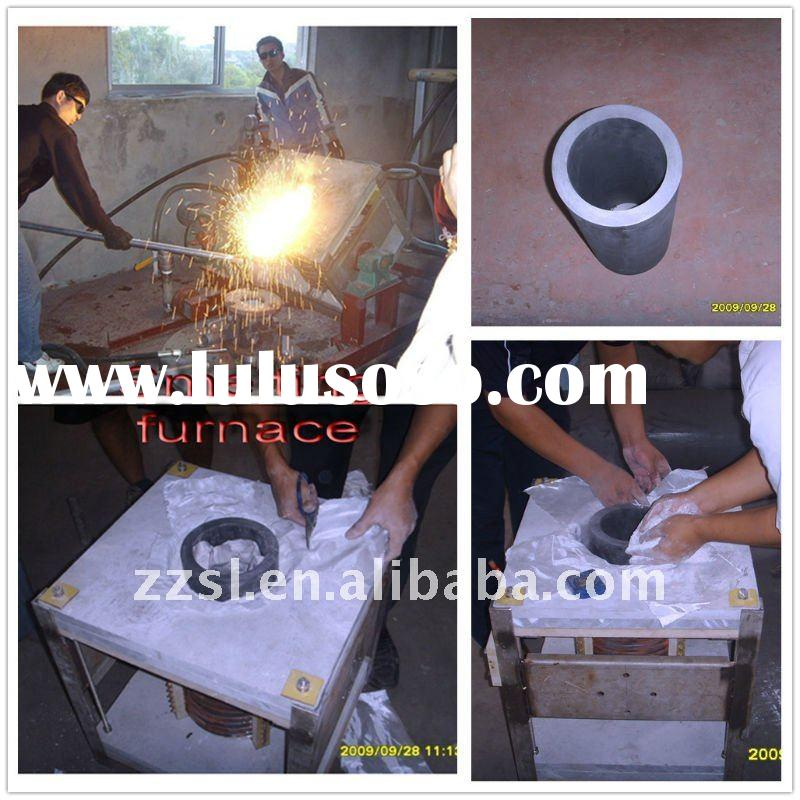Coreless induction melting furnace for melting gold/iron/Aluminum/copper
