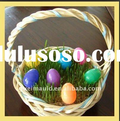 Easter bamboo gift packaging baskets