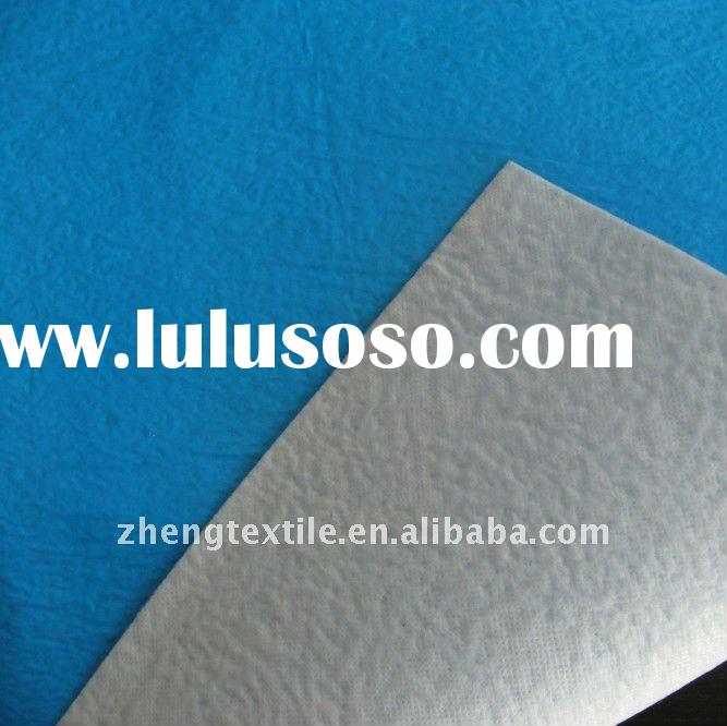 Surgical drape fabric (pp spunbond nonwoven laminated with air laid paper)