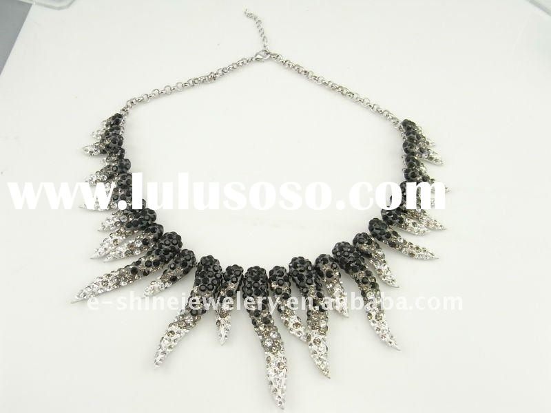 most special 925 sterling silver necklace with crystal