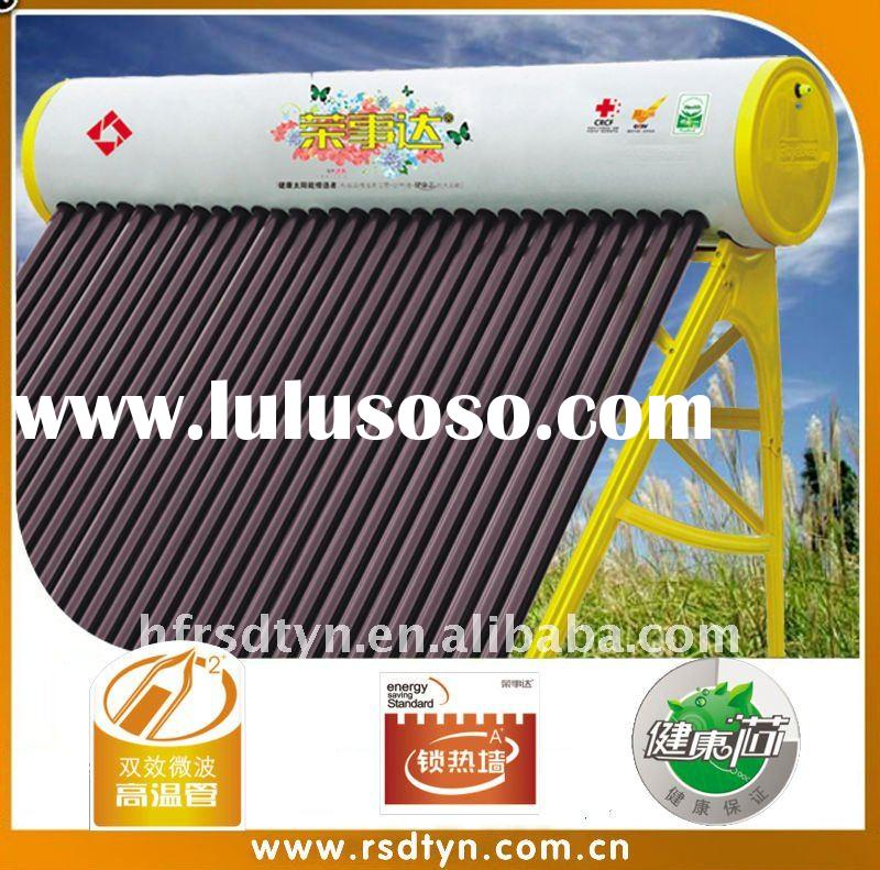 Low price non pressure solar water heater with high quality