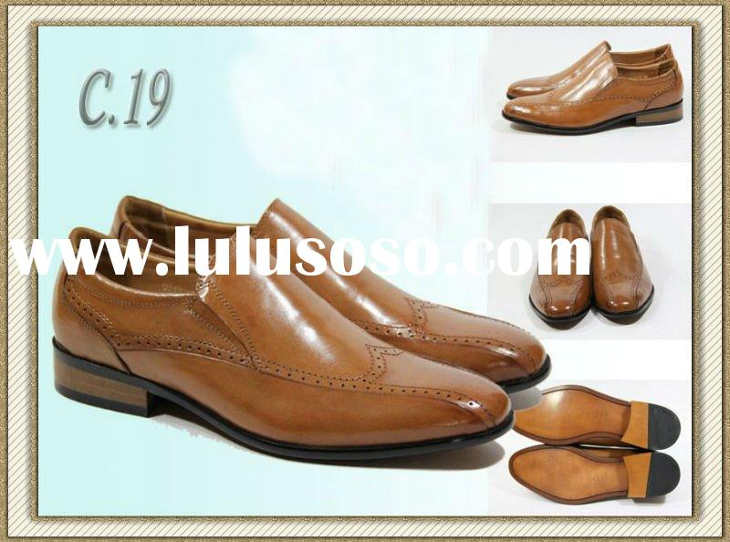 2012 hot design new brand shoes for men
