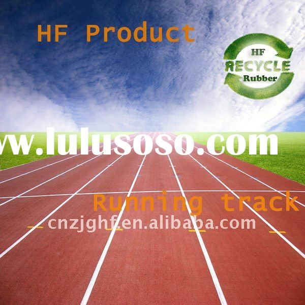 Synthetic rubber tracks/ epdm for running tracktrack /granules