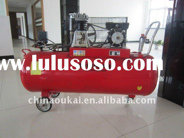 hot sale piston belt driven 125L air compressor