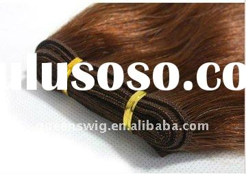 100% Chinese human remy hair extensions hot sale