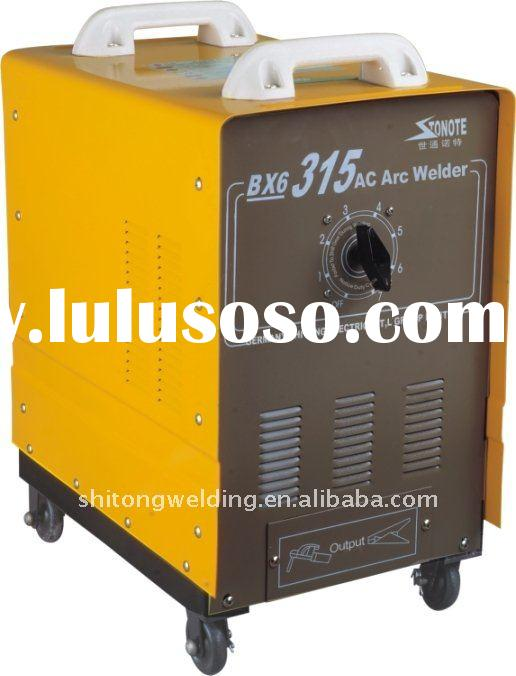 BX6 stainless steel AC arc welding machine bx6-315