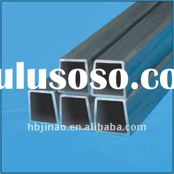 Cold drawn special shaped seamless carbon steel tubing