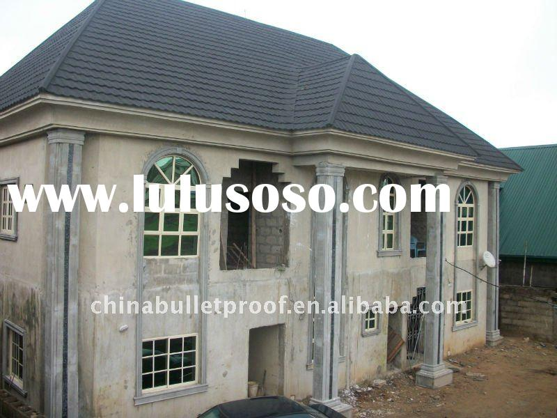 new stone coated metal roof tile