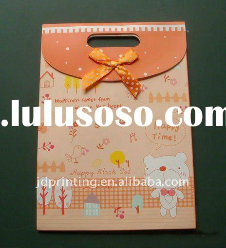 2011 high quality paper gift bag