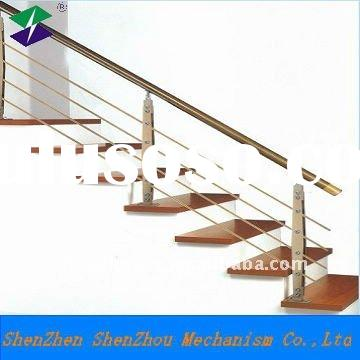 Stainless steel handrail & railing for stairs