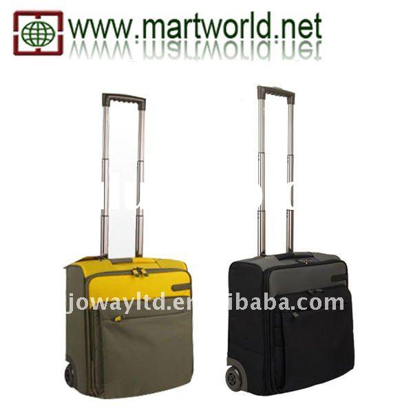 2012 newest design travel trolley with laptop pocket (JWTB-048)