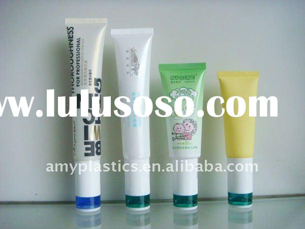 Cosmetic plastic tube,PE soft packaging tube
