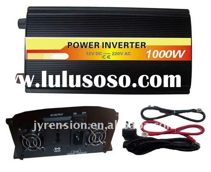 DC to AC 1000W solar Pure Sine Wave Inverter with charger