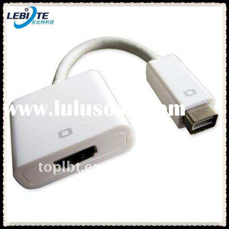 Mini DVI to HDMI cable with stable effects