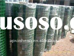 pvc and galvanized welded wire mesh