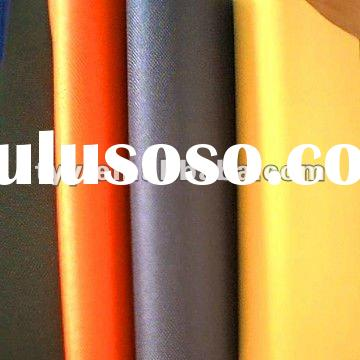 300D polyester oxford waterproof pu coated tent fabric ISO9001