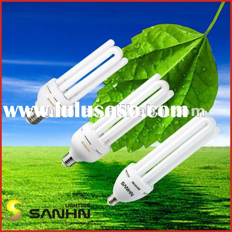4U shaped Energy saving lamp(Lifetime:6000~10000hrs)