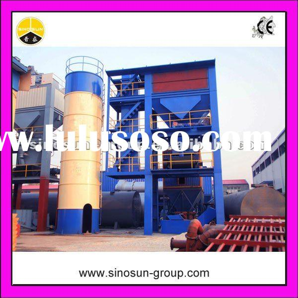 Stationary Asphalt Plant with capacity 40-320t/h