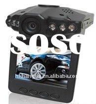 """2.5"""" Screen Car black box with battery"""