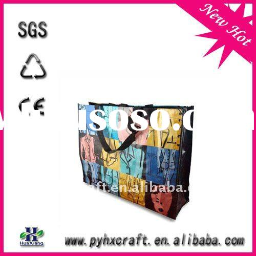 808 newest laminated pp non-woven bag for promotion