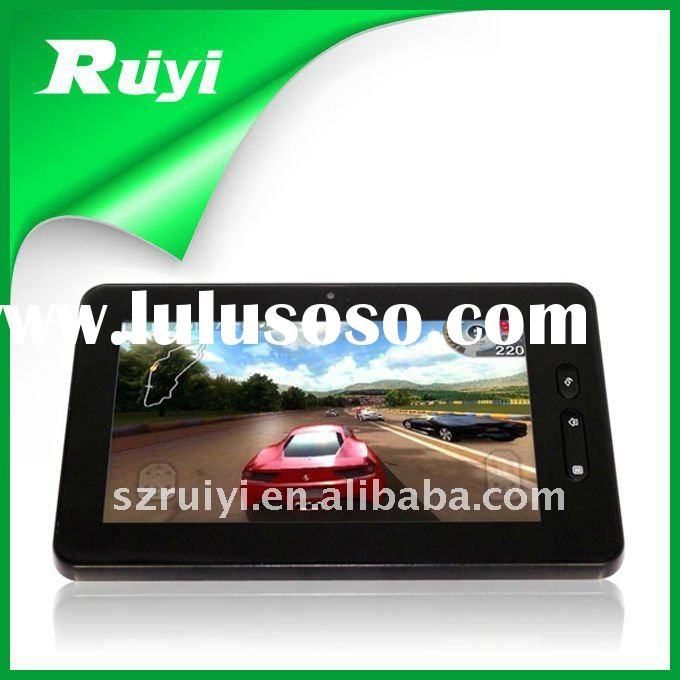 Android 2.3 tablet pc,mid, epad with 512MB DDR 4GB hard drive,3D G-sensor
