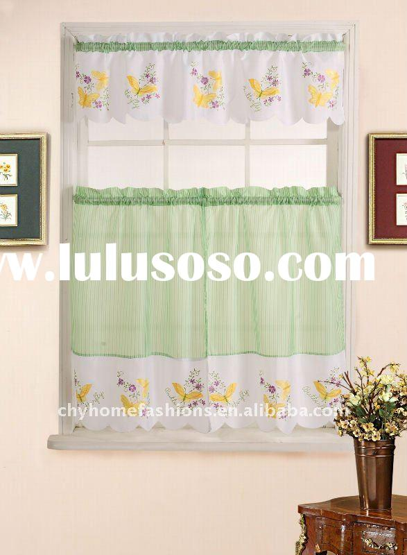 kitchen curtains fruit curtains blinds. Black Bedroom Furniture Sets. Home Design Ideas