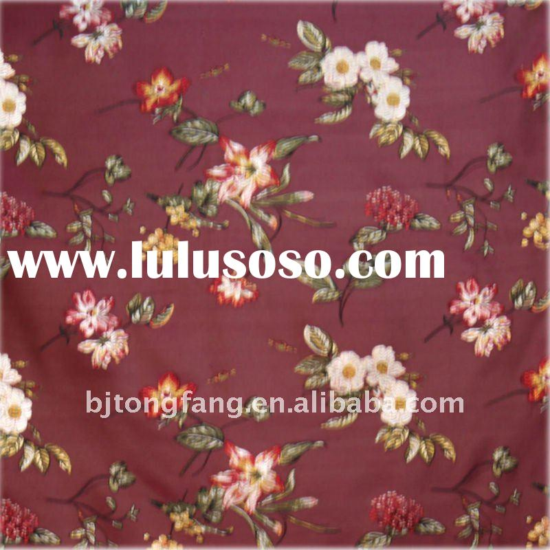 High Density Jacquard Pattern Fabric