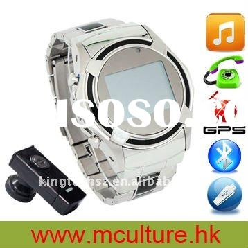 2012 Newest Classical Dual Sim Card s760 watch phone