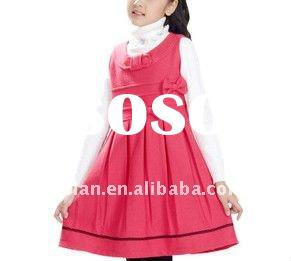 2012 girl's fashion dress