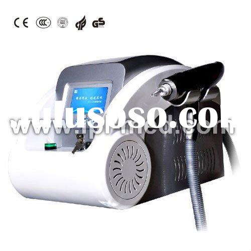 Laser hair removal and skin rejuvenation beauty equipment