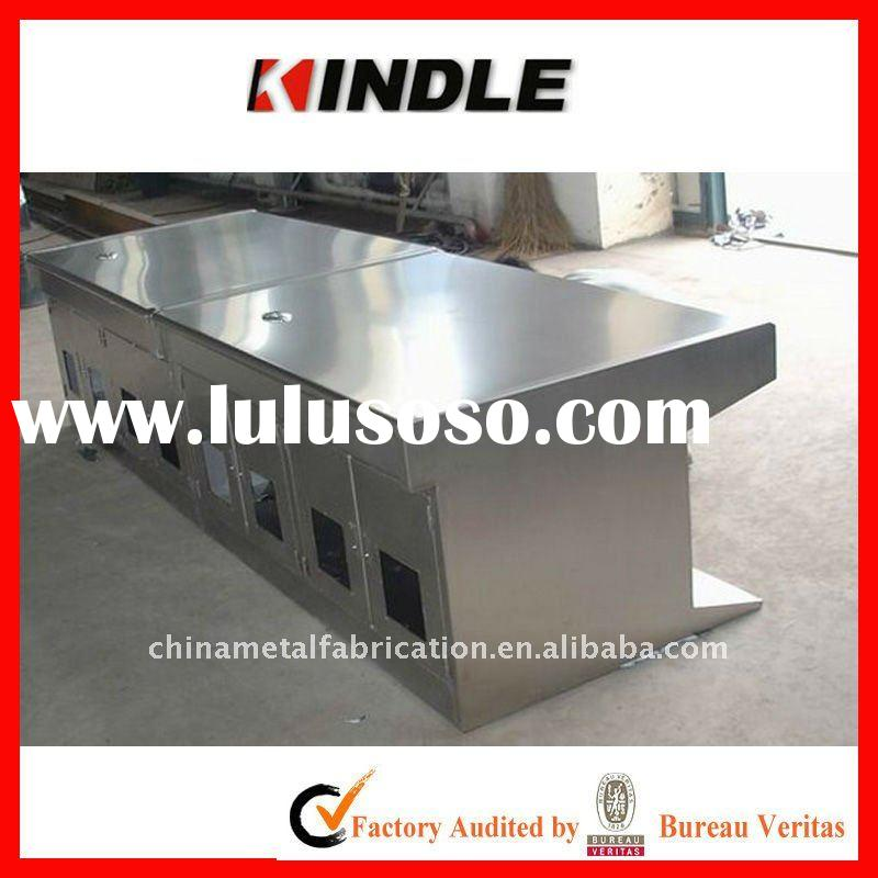 Top Standard Customized Stainless Steel Table