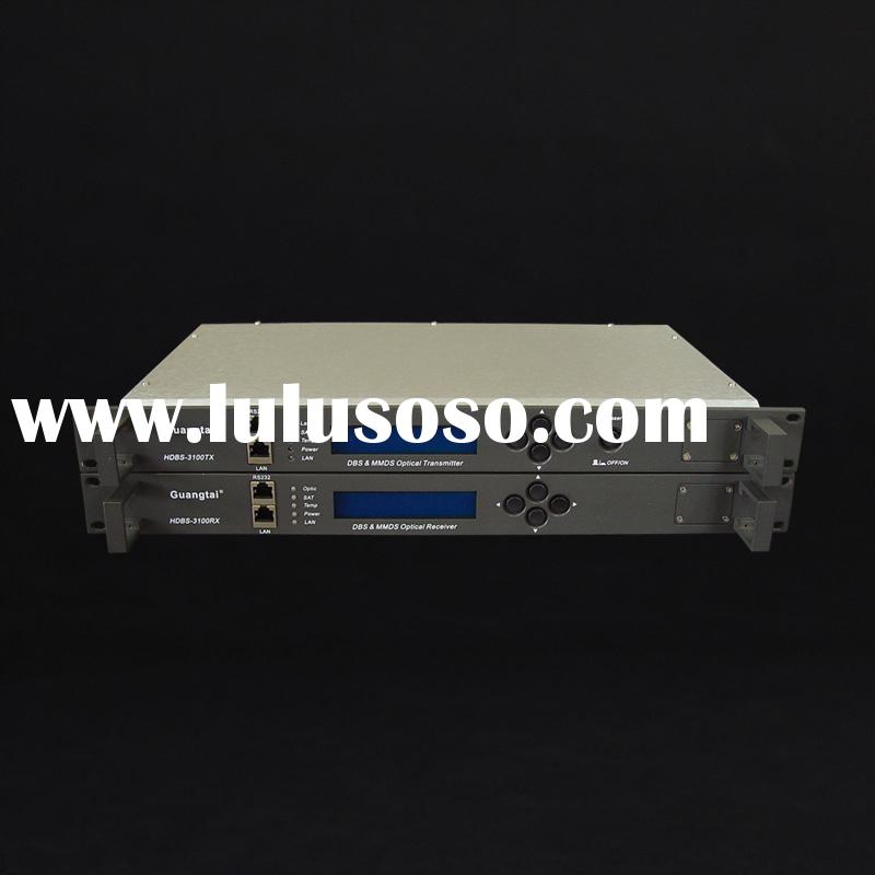 Digital TV & Satellite TV APD optical receiver HRS-26D/A