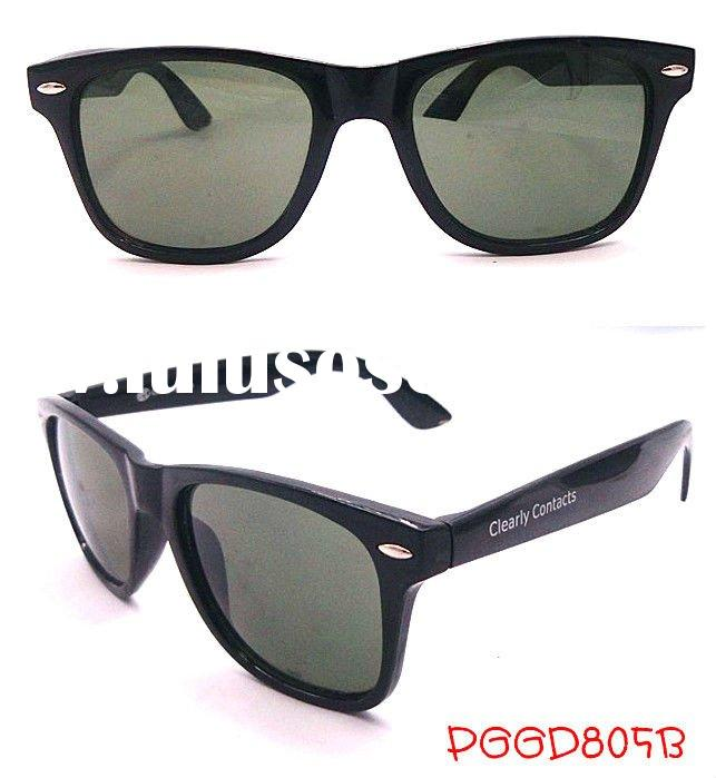 2012 cheap promotion plastic sunglasses custom logo sunglasses