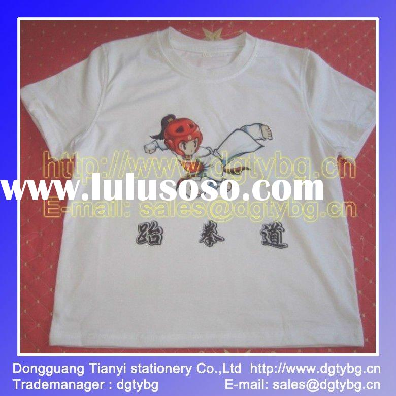 tshirt heat transfer paper for Inkjet printer A4 size 100pcs/bag sublimation paper