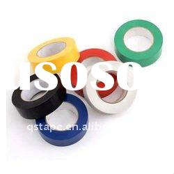 PVC packing tape with excellent property of preventing flame burning