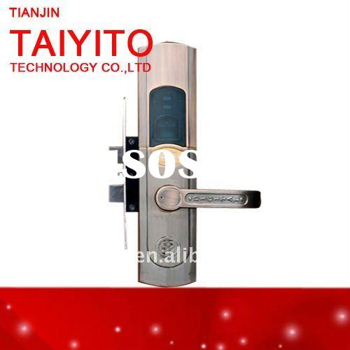TAIYITO TDX4487B fingerprint door lock with mobile phone control function