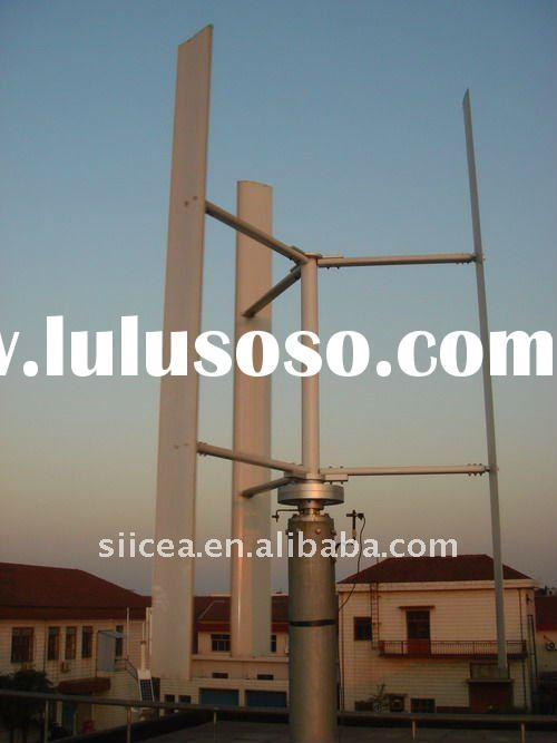Vertical axis wind turbine EA200-3B 200W