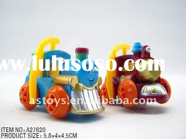 Wind up roll over locomotive/ Wind up roll over toys/ wind up vehicle