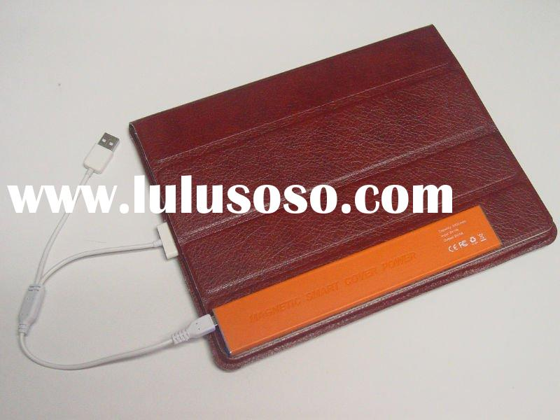 backup power for iPad/ iPad2/ iPhone/ iPod/ MP3/ mobil phone, ect.
