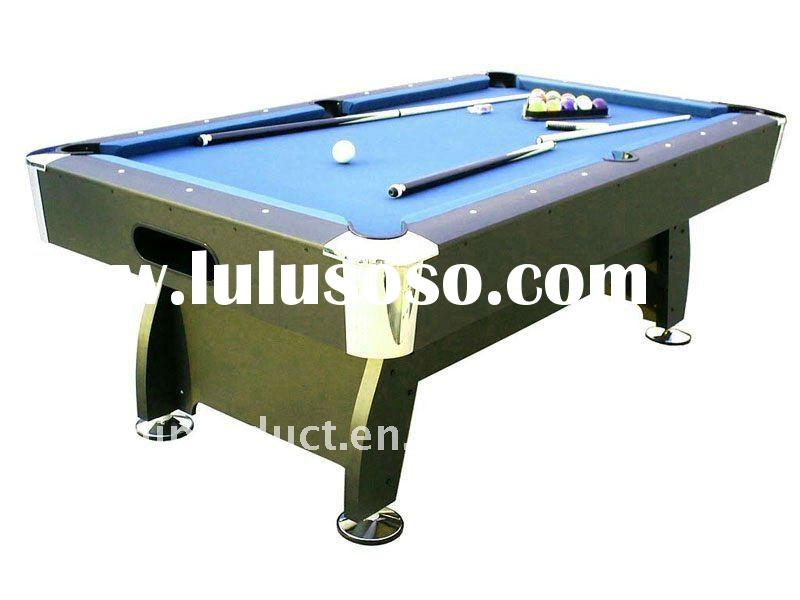 high quality and reasonable price billiard table