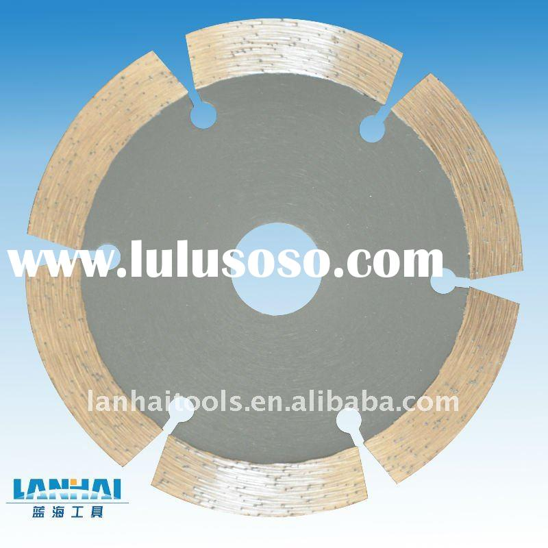 "4.3""/110mm Diamond saw blade for masonry and brick cutting segment type"