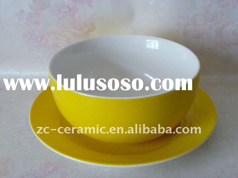 Eco-friendly Ceramic Dinnerware