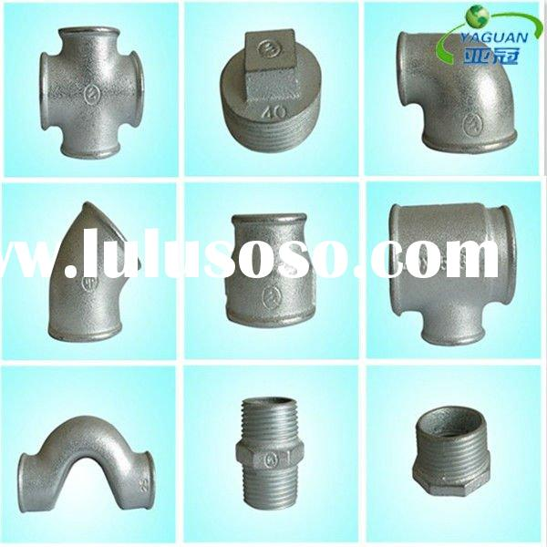 Galvanized Malleable Iron Pipe Fitting