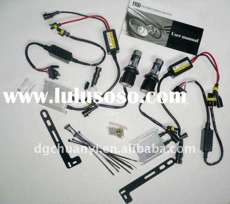 H4 Bi Xenon head lamp HID Conversion Kits
