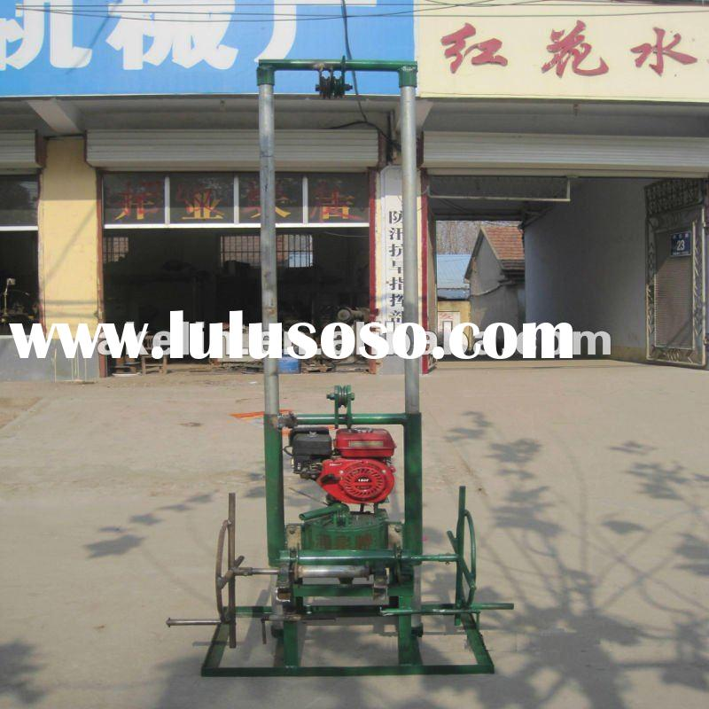 High efficiency! Most economic ! Portable water well drilling equipment AKL-300