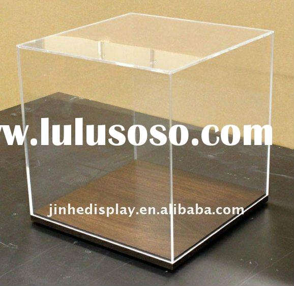 Acrylic Box Singapore Supplier : Clear acrylic display box for sale in singapore
