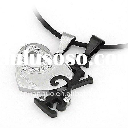 jewelry charm stainless steel for jewelry necklace making hot sale design