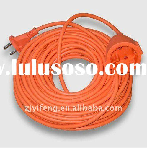 waterproof European AC power cable cord