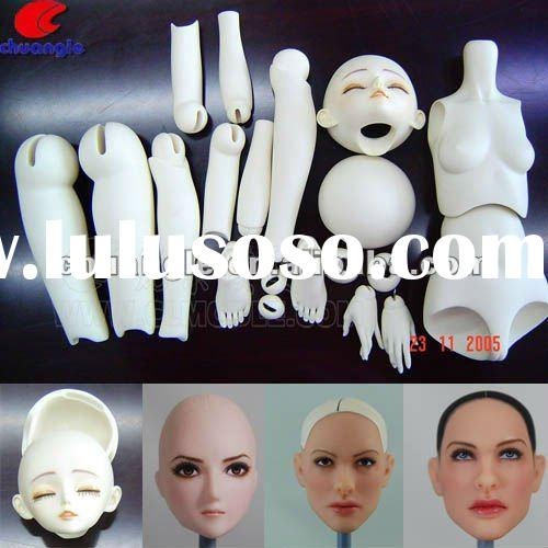 BJD doll--Plastic doll, Fashion doll, Vinyl doll--make up, hair transplant