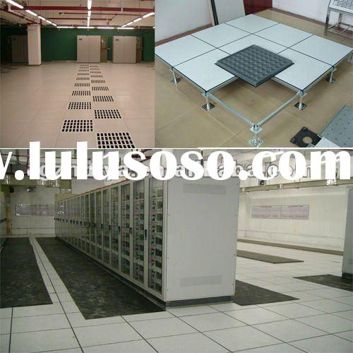 Raised Wood Flooring For Computer Rooms : Access raised floor manufacturers in